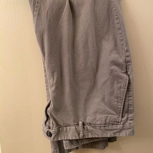 Men's 42x30 Grey Old Navy Ultimate Straight Chinos